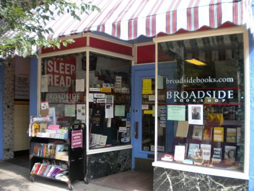 Broadside Books bookstore