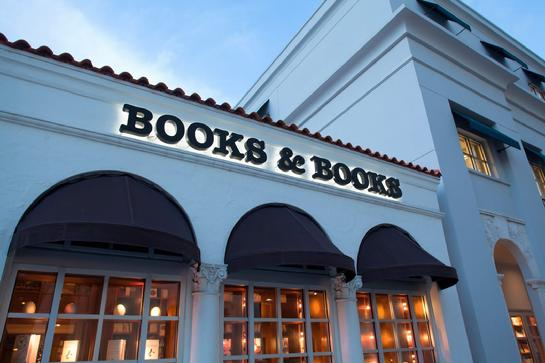 Books and Books bookstore